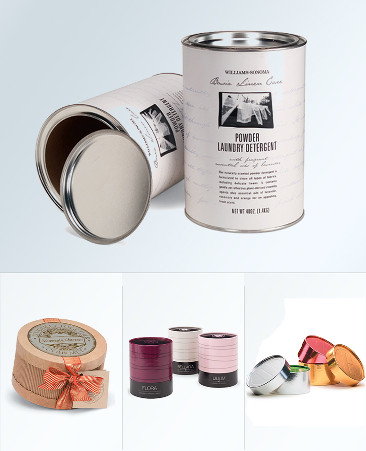 Kraft paper tube packaging for essential oil /skin care
