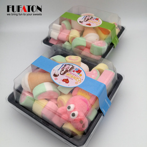 Fruit flavored marshmallow candies and sweets for wholesale