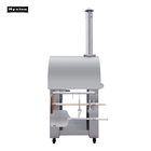 Hot Outdoor SS Gas Pizza Oven