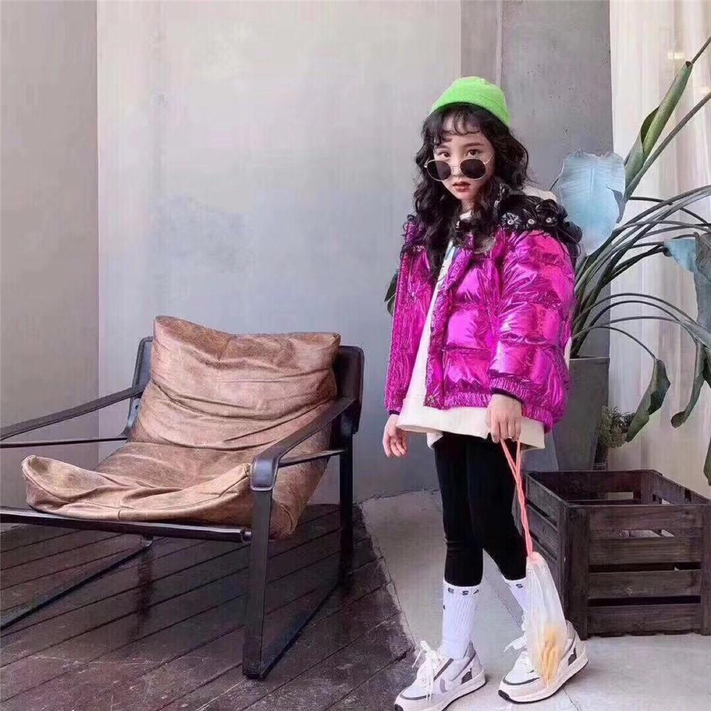 رائجة البيع الأطفال الأنيقة الأرجواني أسفل السترات للبيع ذات جودة عالية