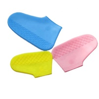 Silicone Versatile Overshoes Used for Rain, Mud, Beach, Snow, Gardening, Heavy Cleaning Jobs and Outdoor Activities