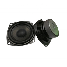 3 Inch Kinerja Tinggi Magnet Eksternal 78 Mm Square Multimedia Unit <span class=keywords><strong>Speaker</strong></span> 4ohm 10 W