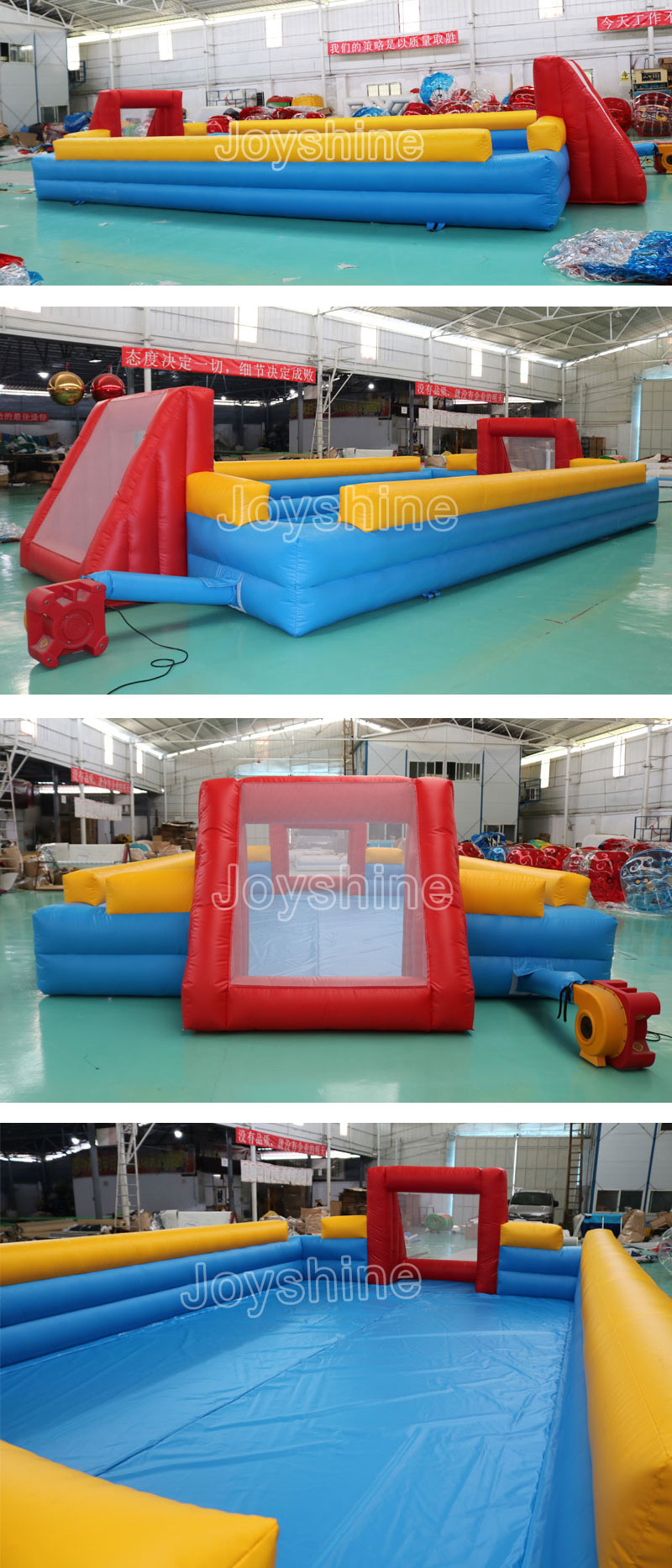 Wholesale Inflatable Soap Soccer Field Football Games Pitch Cheap Inflatable Soapy Football Arena Court For Sale