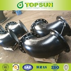 Elbow Bend And Pipe Fitting 90 Degree Elbow ISO 2531 Elbow 90 Degree DCI Bend Ductile Iron Pipe And Fittings Flanged