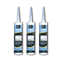 hot selling fast curing curtain wall structure neutral silicone sealant adhesive glue