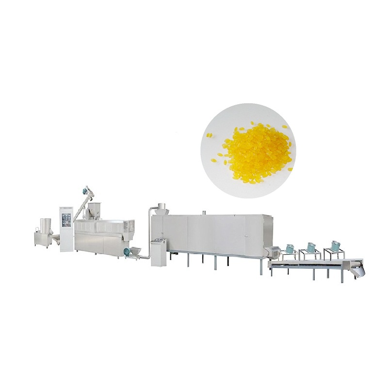 Artificial Calrose Rice Basmati Rice Diet Products Making Machine