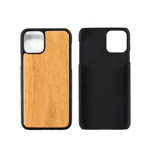 2019 New Arrivals Real Blank Wood Phone Case Cover For iPhone 6 7 8 Plus X XR XS Max 11 Xi