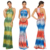 Latest Design Fashionable Backless Sleeveless Summer Womens Long Bodycon Dresses