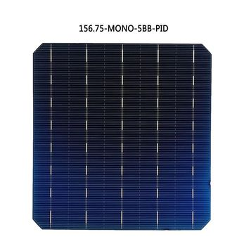 Positive Tolerance Mono Solar Panel High Efficiency 200W Solar Panel System For Family Use