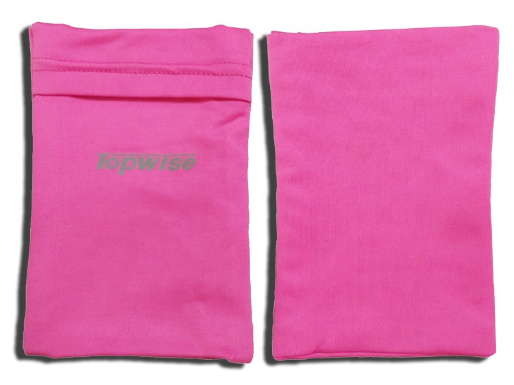 Elastic Sport Armband Sleeve Wrist Band Phone Bag for Running Fitness Cycling