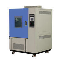 Heat Cold Moisture Simulation Temperature Humidity Climate Chamber Laboratory