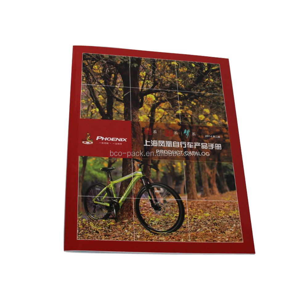 Cheap Custom Softcover Booklets Printing