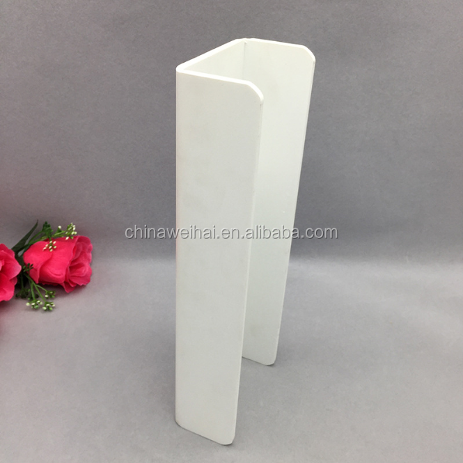 2019 New Design WeiHai White Clutch Display Stand