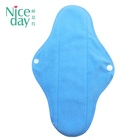 Colorful washable women pad good quality reusable sanitary pads with low price