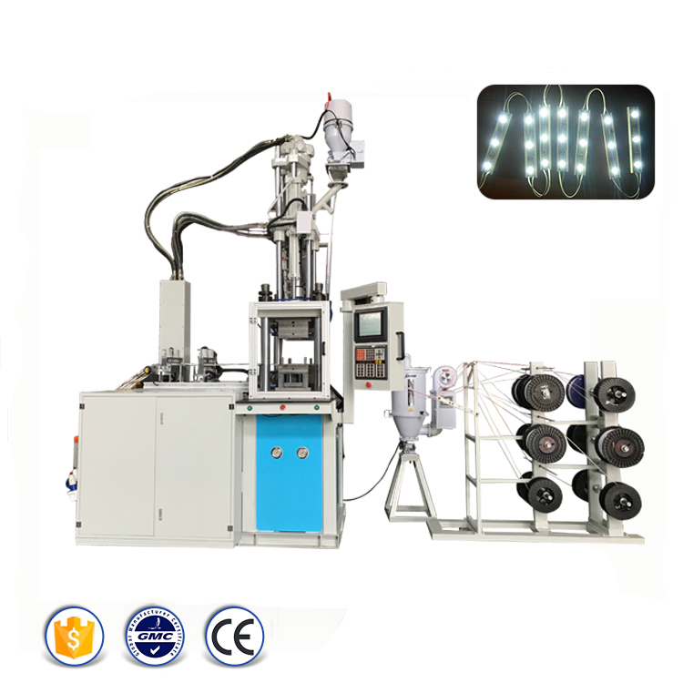 High Production LED Strip Light Module Making Injection Molding Machine Manufacturing