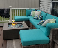 Outdoor GRC Fire Table 42''