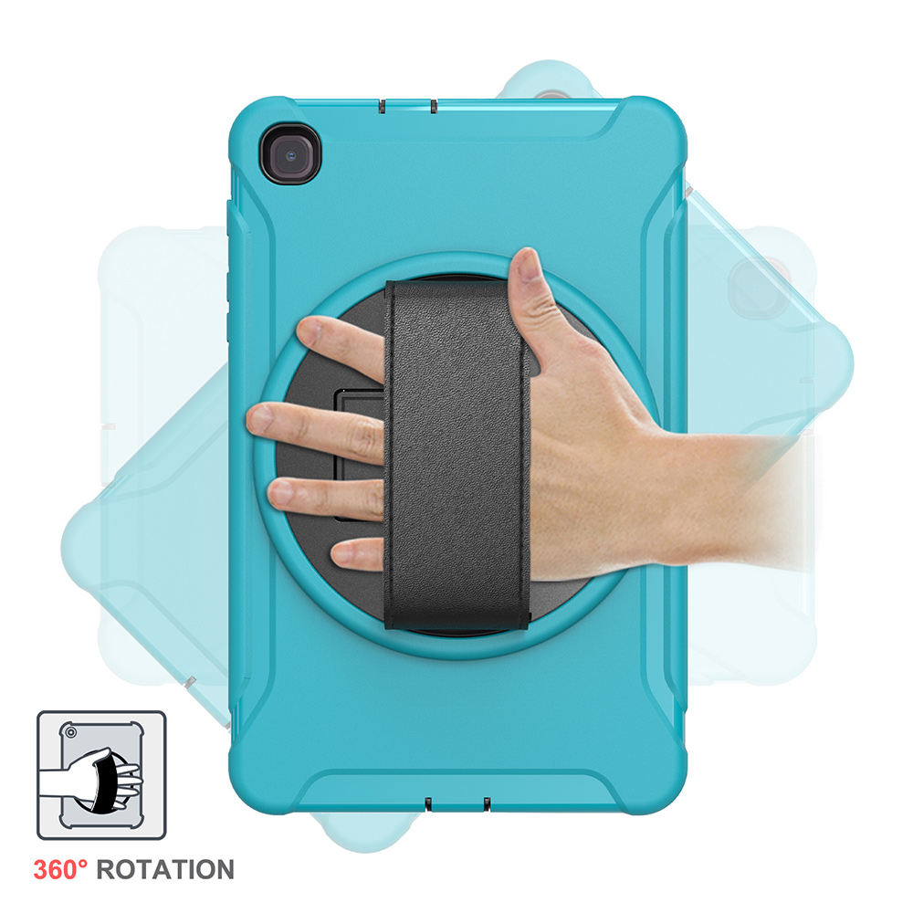 Stand Rugged Silicone case for Samsung Galaxy Tablet Tab A 10.1 8 and 7, Shock Proof case for Samsung S6 Tablet