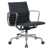 Factory Direct Top Grain Lederen Geribbelde Mid Back Office Stoelen