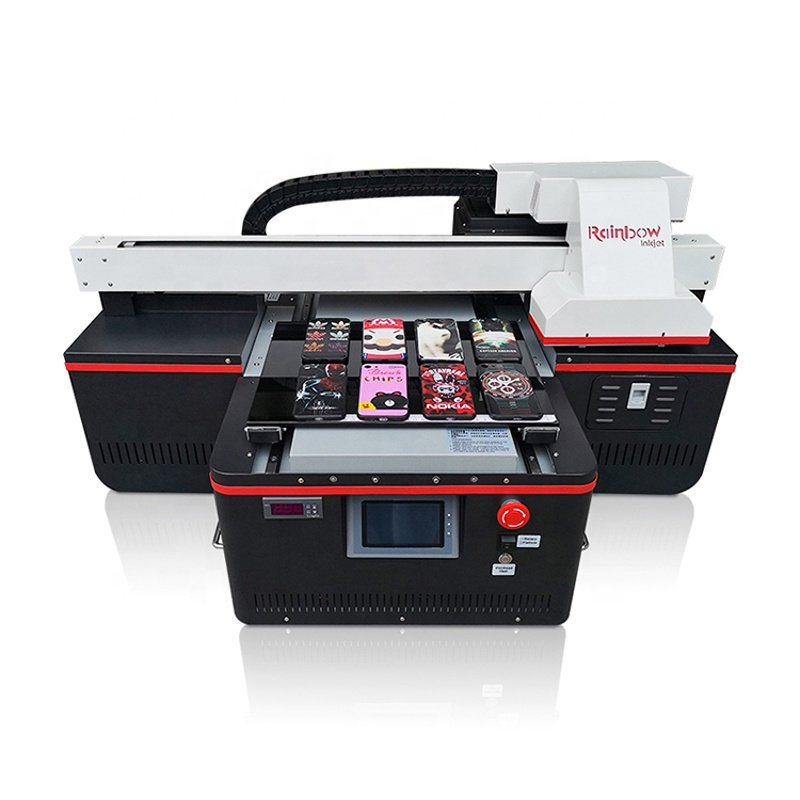 RB-4030Pro A3 uv small flatbed <strong>printer</strong> lot number <strong>printer</strong> for mobile case