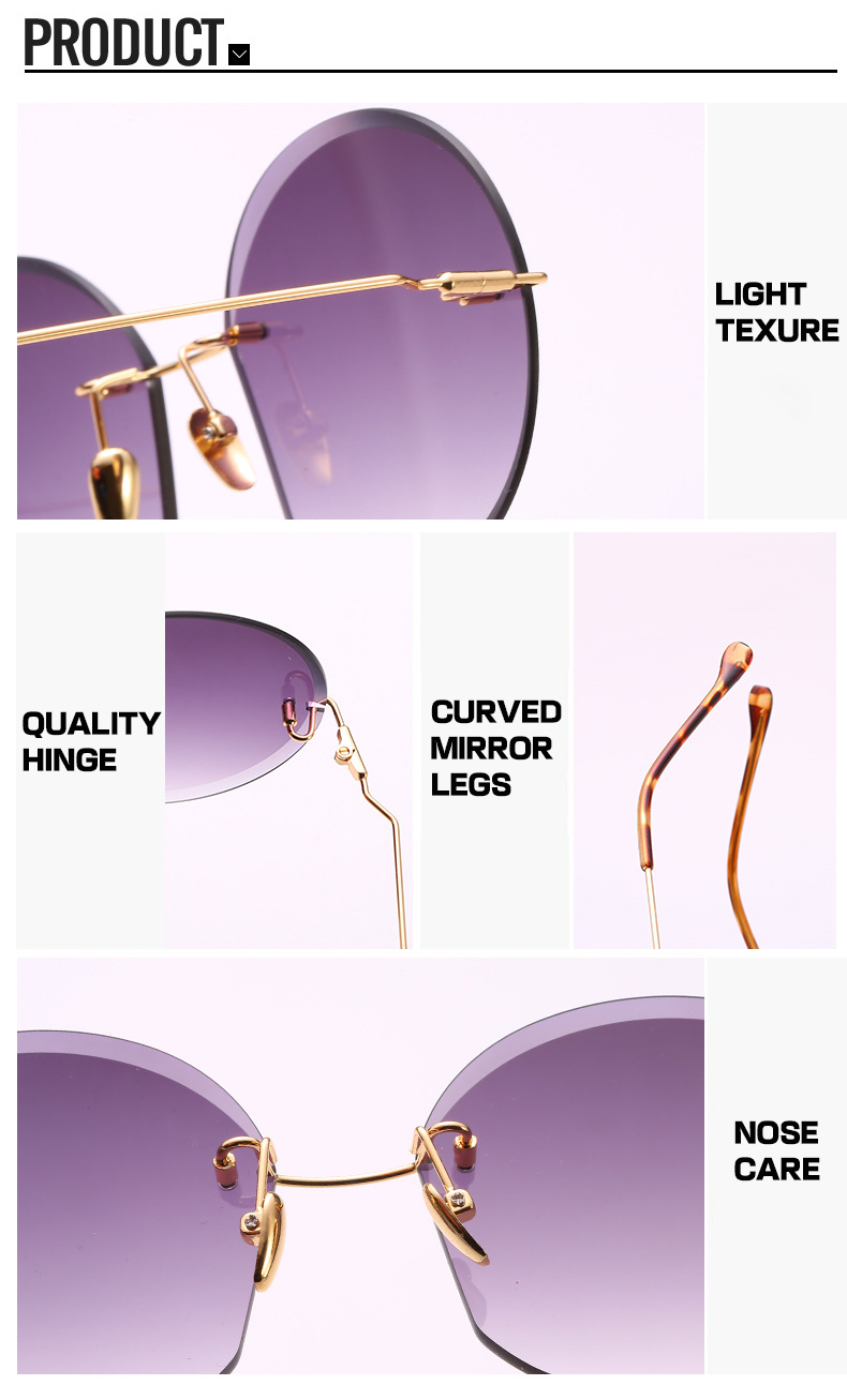 Fuqian New clear polarized glasses ask online-9