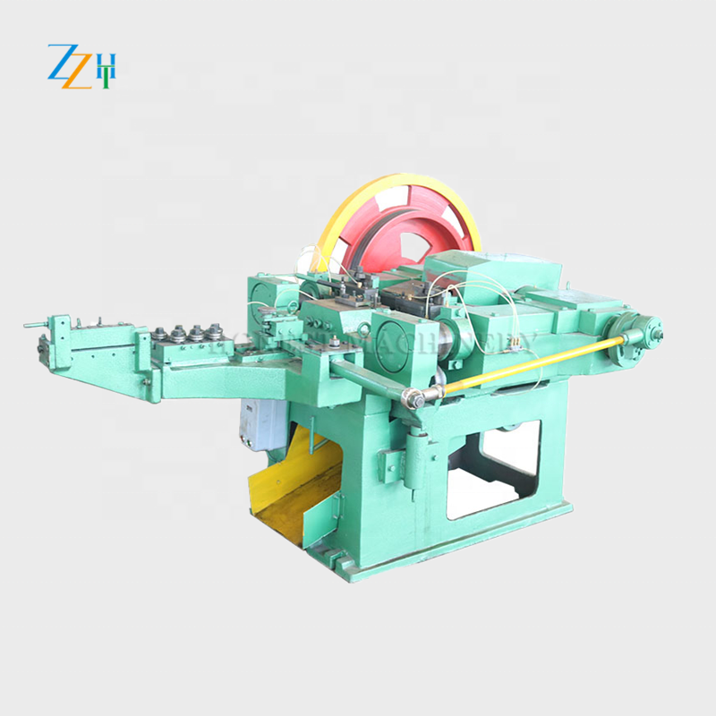 China fully Nails Making Machine for Steel Wire / Nail processing Machine / Automatic Nail Making Machine