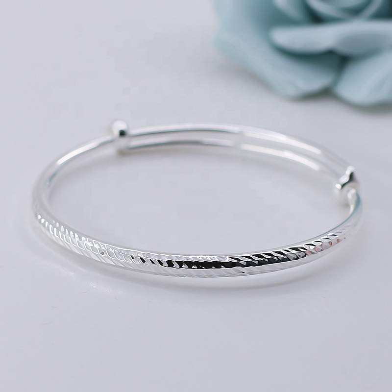 product-Esthetical Thread Simple Silver Bracelet Wholesale In Guangzhou-BEYALY-img