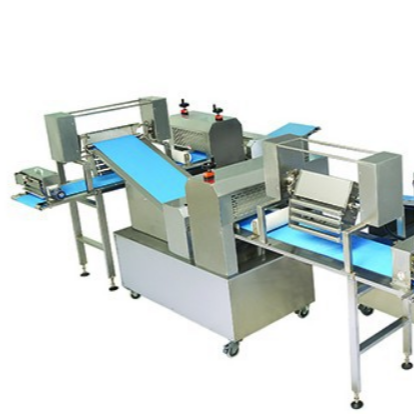 Automatische gebak croissant brood making machine