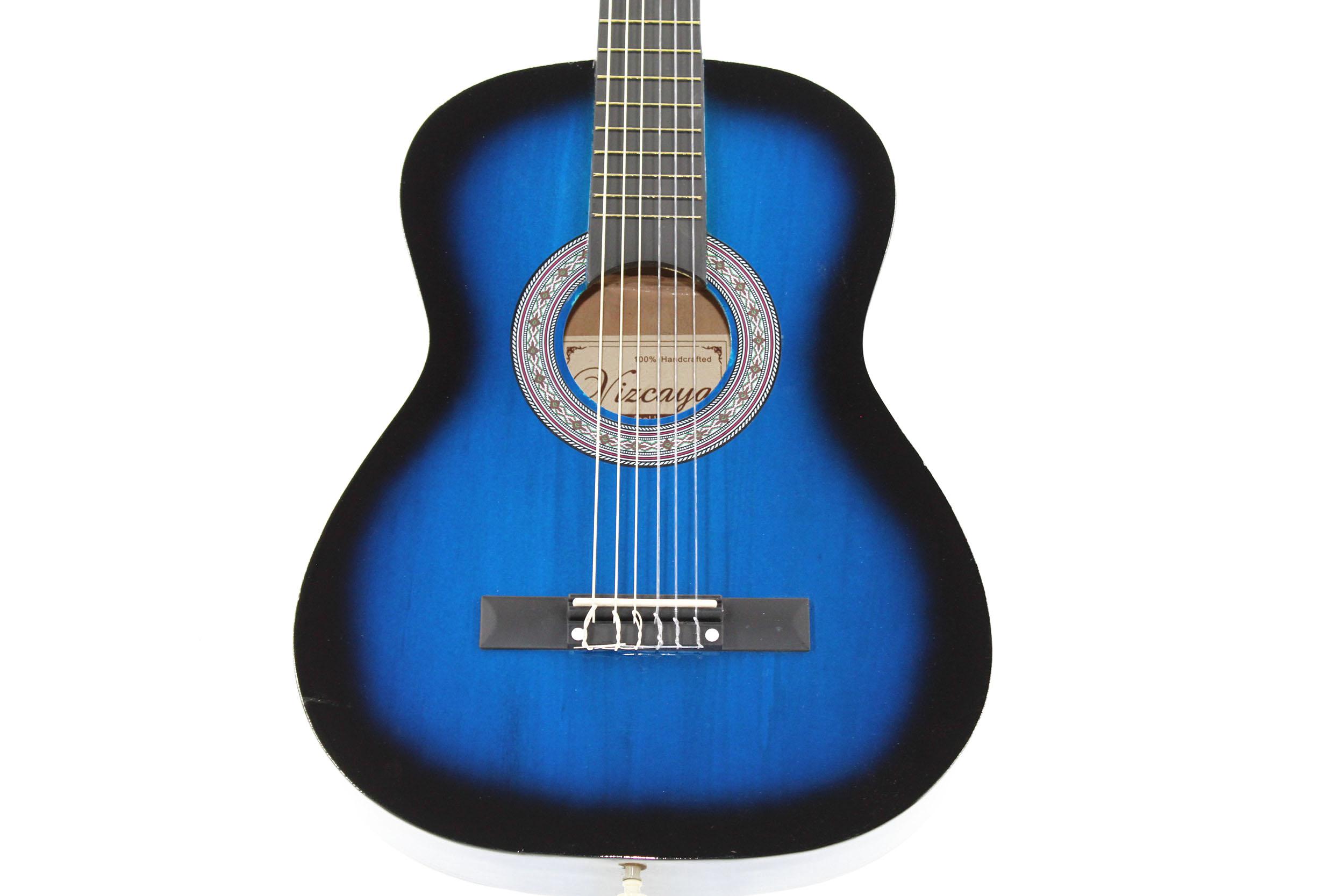 Artesanato em madeira maciça violão/guitarra acústica