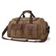 Fashion wholesale large capacity Gym canvas duffle bag for sports or travel