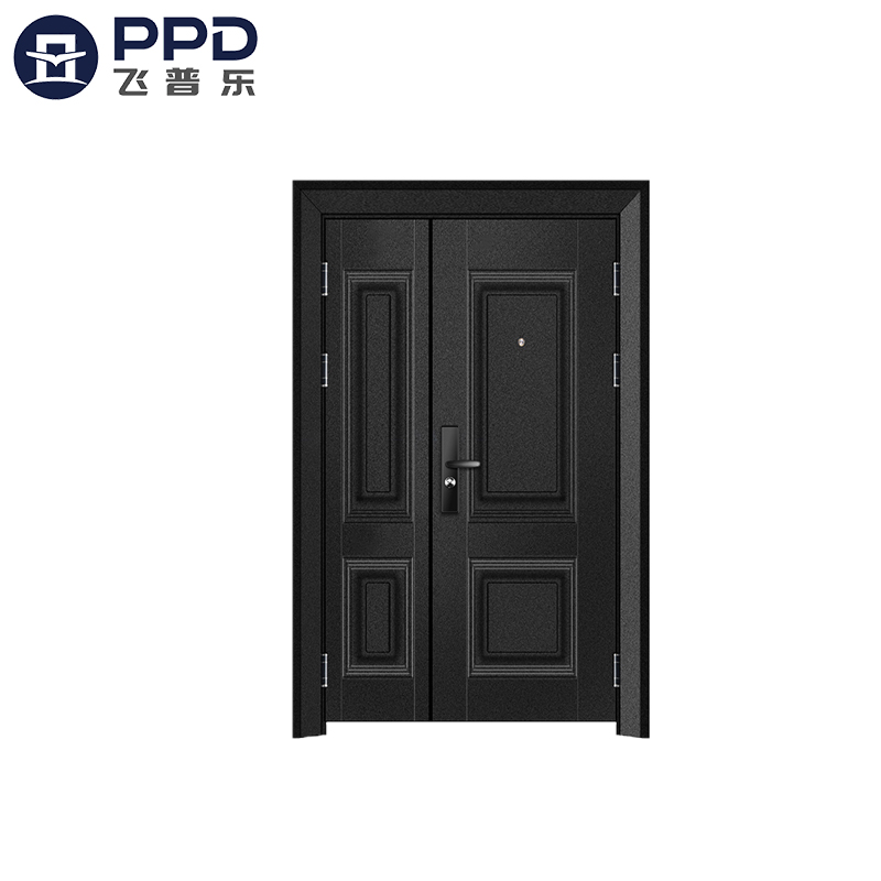 Phipulo 2020 Latest Design Cheapest Price Good Quality Home Style Security Steel Gate <strong>Door</strong>