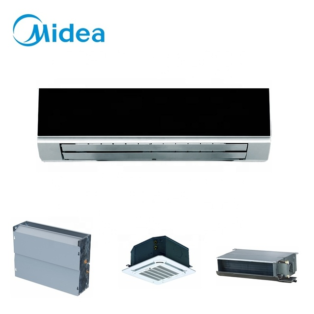 Midea wall mounted C type 220-240V/1Ph/50Hz 250CFM wall mount air conditioner units