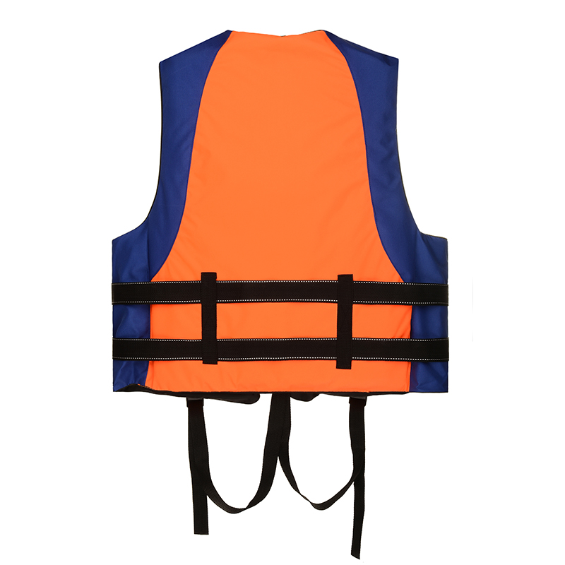 custom logo life vest for surfing sports swimming water park marine life jacket