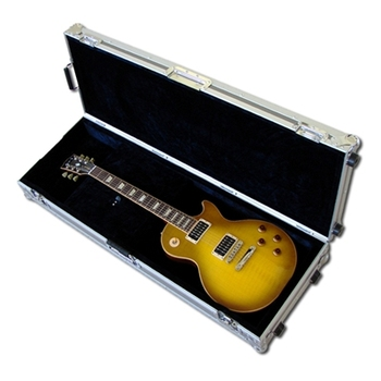 APC NINGBO EVEREST cheap long hard customized aluminum guitar storage flight case