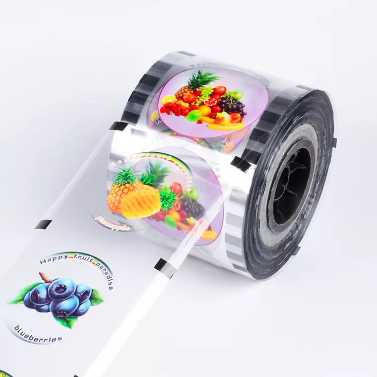 Free Design!!Custom printed plastic laminated ice candy plastic packaging film and bag