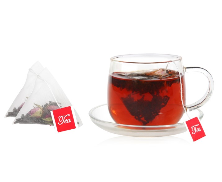 free shipping OEM Chinese Pu'er Roses flora herbal tea for beauty skin and reduce stress Christmas gift teabag - 4uTea | 4uTea.com