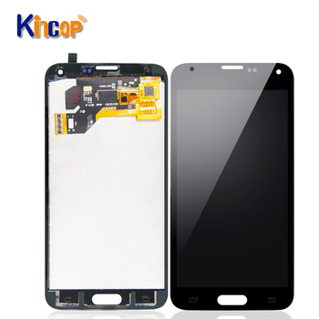 Mobile phone Repair parts LCD for Samsung Galaxy S5 G900 G900F G900I display touch screen replacement for samsung S5 lcd screen