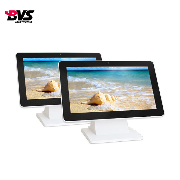 cheap industrial tablet PC android 15.6&quot; restaurant pos touch screen all in one <strong>computer</strong> with internet port