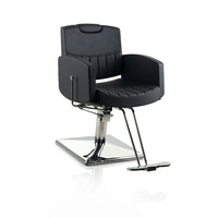 Hi-quality barber chairs electric base styling chair (salon shop furniture and spa furniture)