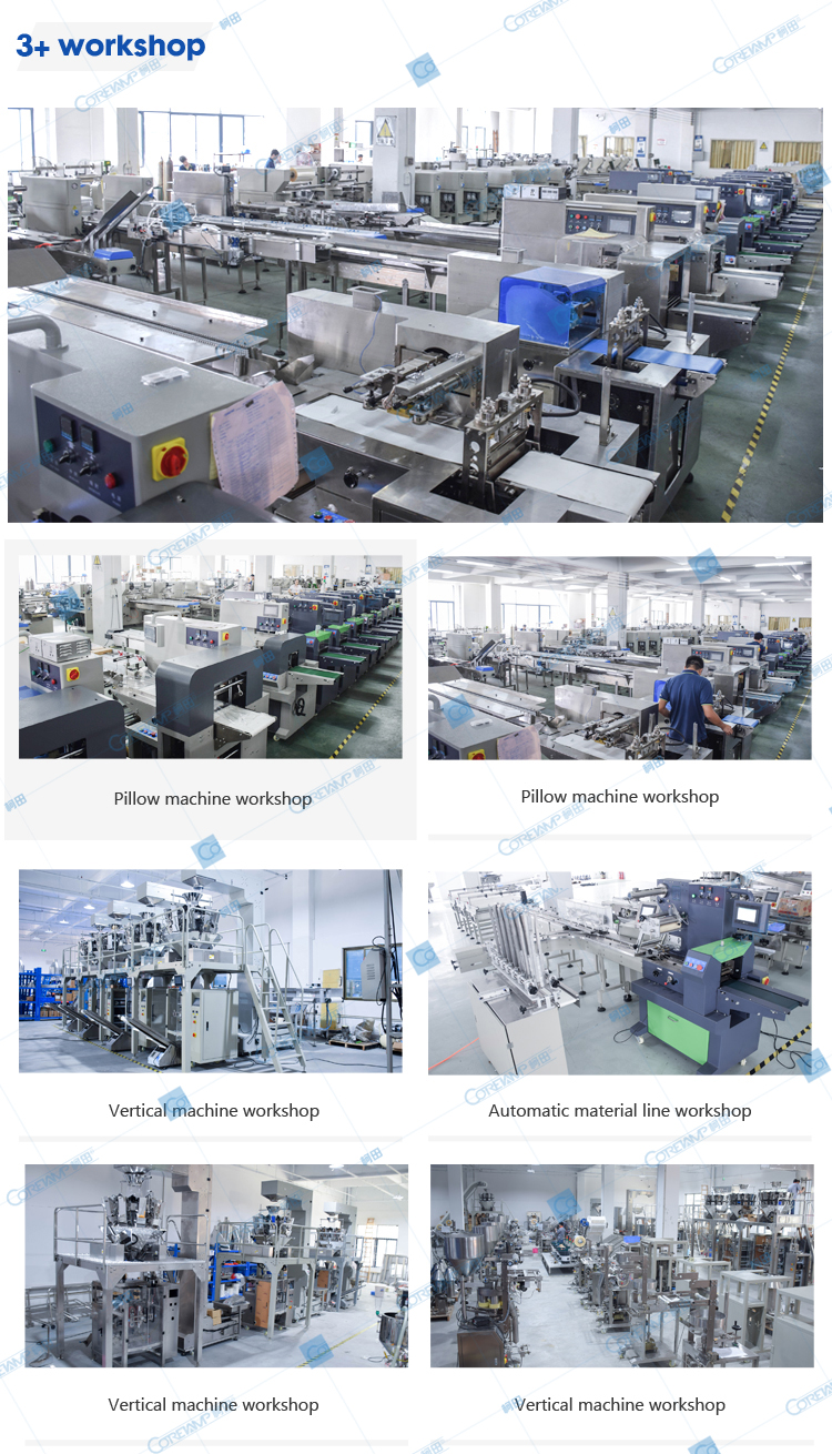 Factory Price Fully Automatic 1kg 2kg Bag Rice Packing Machine