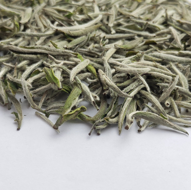 Organic White tea Silver Needle White Tea - 4uTea   4uTea.com