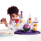 Educational Science Can Bubble Science Deluxe Lab Stem Educational Learning Chemistry Experiment Toy Set For Kids