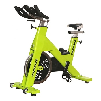 New Design Commercial  Magnetic Gym Body Fit Spinning Bike Workout Fitness Equipment