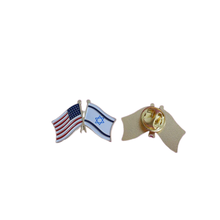 Israel <span class=keywords><strong>USA</strong></span> National Flag Land Freundschaft Flagge <span class=keywords><strong>Revers</strong></span> Pin