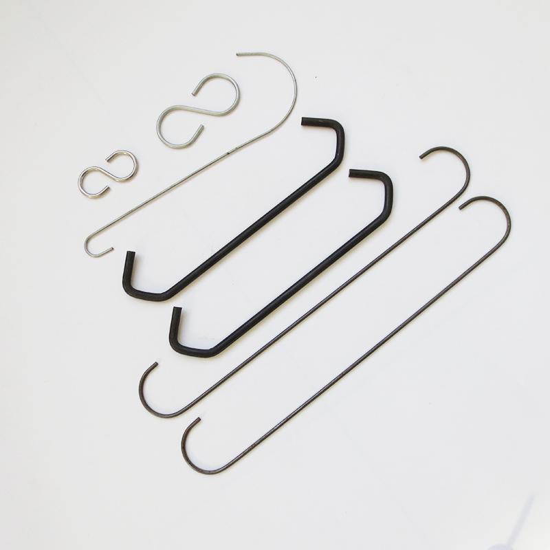 Customize 8mm Power Coating S Hook Hanger C Hanger Hook