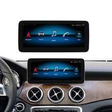 "MEKEDE 10,25 ""<span class=keywords><strong>SIM</strong></span> 4G android 9,0 8core con 4 + 64GB Android reproductor de dvd de coche para benz GLA X156 2013-2015 NTG4.5 GPS video radio BT"