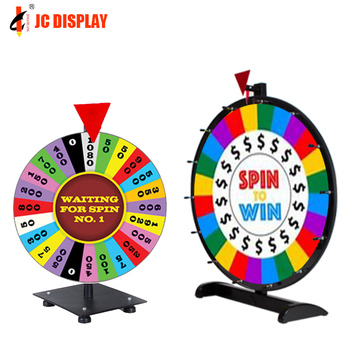 18 Inch Tabletop Color Dry Erase Custom Spin Prize Wheel - Buy Custom Spin  Prize Wheel,Spin Prize Wheel,18 Inch Custom Spin Prize Wheel Product on
