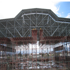 Industrial Structure Structure Durable And Fast Installation Aircraft Hangar Industrial Design Steel Structure Space Frame