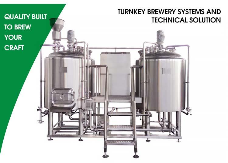 200L birra serbatoio di fermentazione 200L birra birra forniture 200L micro birreria sistema di 200L mini fabbrica di birra