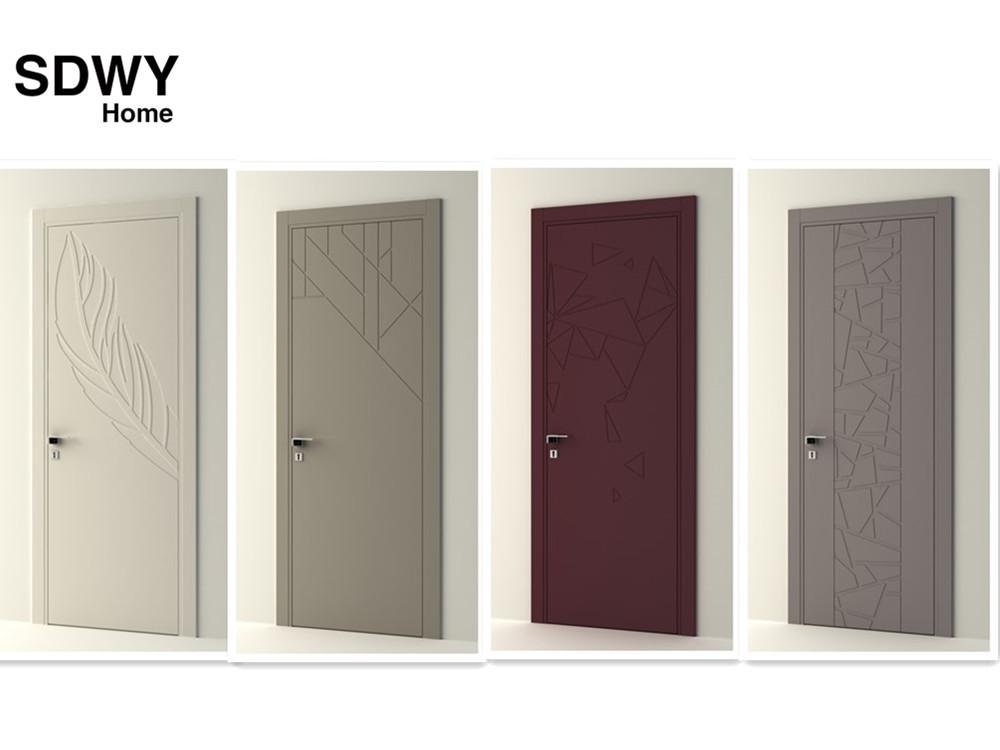 30 X 79 New House Soundproof Internal Bedroom Door Modern Design Prehung Wooden Interior Door Buy Interior Door Bedroom Door Wooden Interior Door Product On Alibaba Com