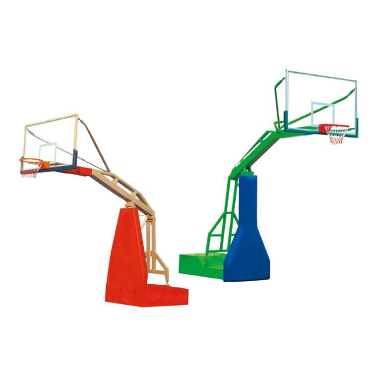 Портативный стальная стойка для игры в баскетбол обруч стенд